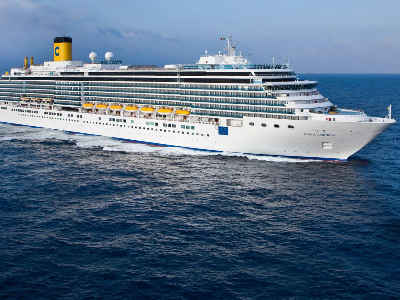 Costa luminosa deckplan kabinen plan costa kreuzfahrten for Deckplan costa diadema
